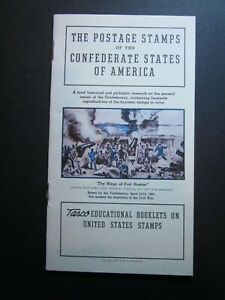 Confederate Tasco Educational Booklet