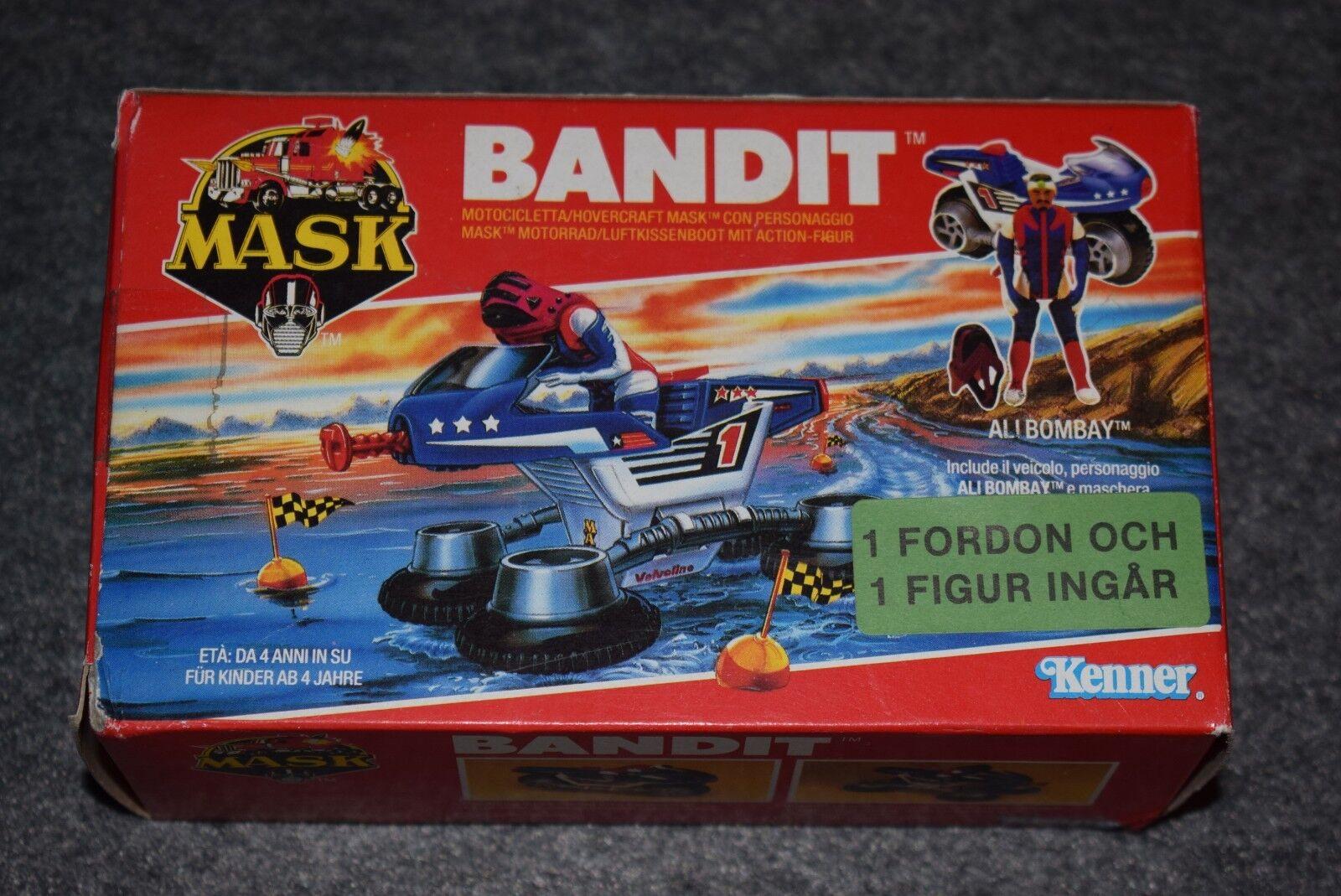 MASK Bandit MISB from Kenner