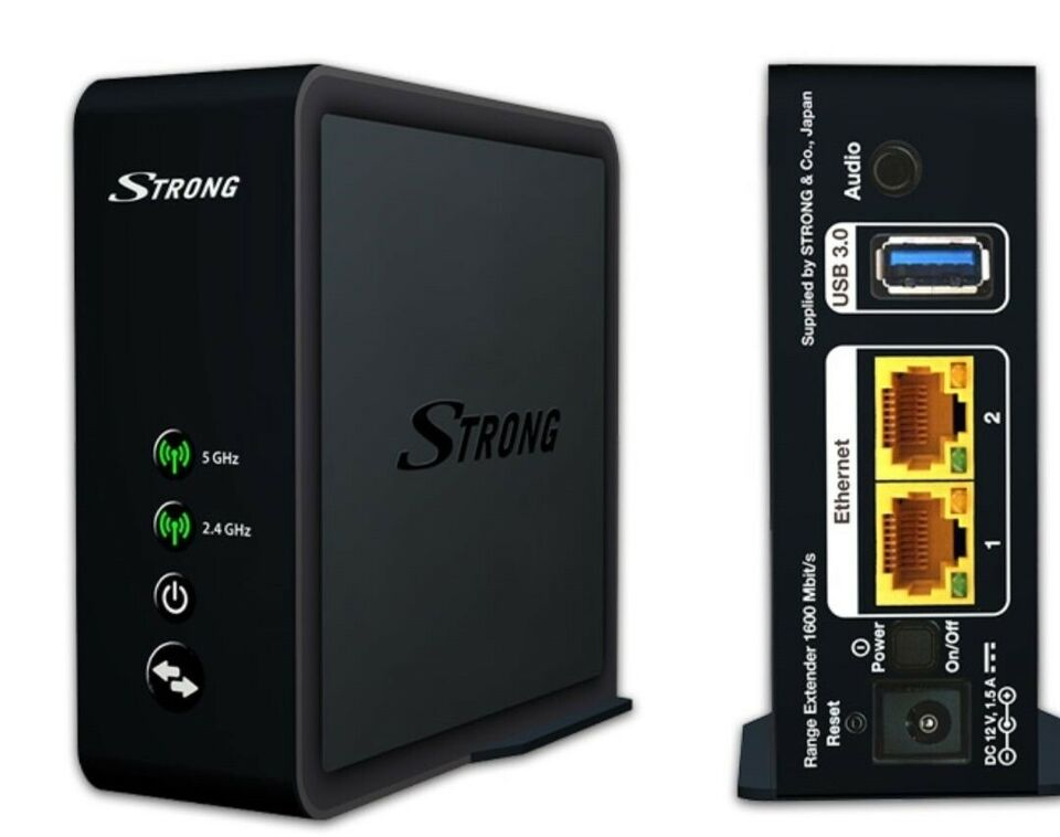 Repeater, wireless, Strong