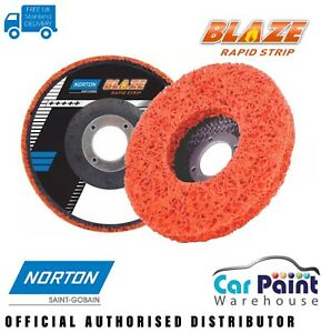 Non-Woven Finishing Disc Aluminum Oxide 12000 RPM 2 in Disc Dia 150 Units