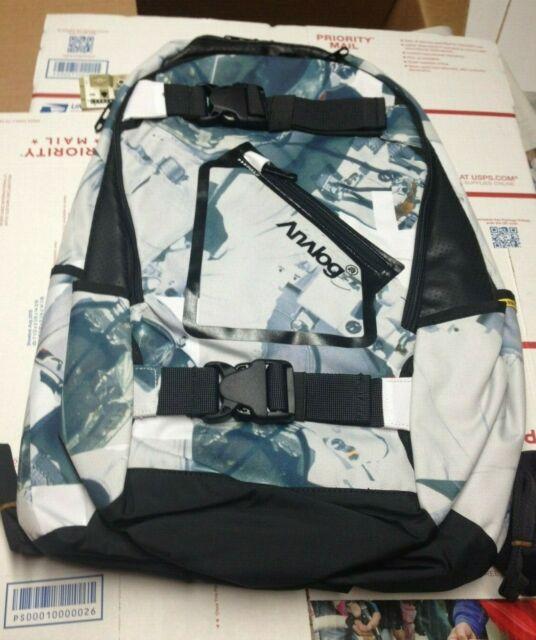 dff9f350723 ANALOG Aeon Astra Ski Snowboard Winter Sports Backpack Bag Back Pack NOS NEW