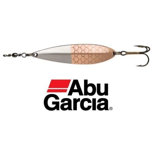 1303189 ABU Garcia ZEPPO LURE 12G Copper//Silver * 2019 Stocks *