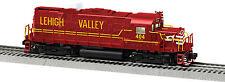 LIONEL 6-34748 LEHIGH VALLEY LEGACY O SCALE C-420 DIESEL ENGINE LOCOMOTIVE TRAIN