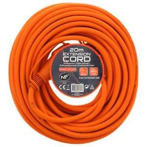 ... Rallonge Cable Electrique Pour L 039 Exterieur 20m