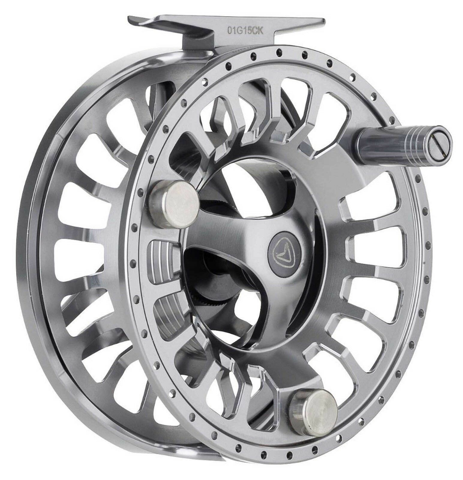 Graus New GTS900 Trout & Salmon Freshwater Fly Fishing Reels & Spare Spools