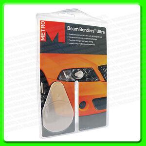 Super Beam Benders For Driving In Europe Hg129 Headlamp Beam