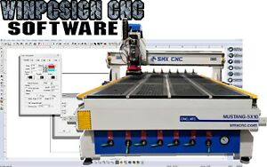 Details about ONE YEAR LICENSE ROUTER CNC SOFTWARE & FREE 30 DAYS TRIAL  VERSION INCLUDED