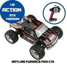 Ferngesteuertes RC Auto Rayline Funrace 01C15 - 2,4 GHz - 1:18 - 50 km/h NEU!