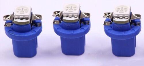 blaue high Power SMD-LED TID MID Beleuchtung für Opel Corsa C
