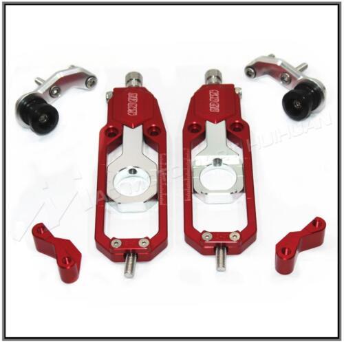 2011-2016 SUZUKI GSXR600 L1 /& L6 Chain Adjuster Tensioner with bobbin RED