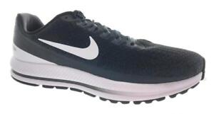 92a9e531a5b5 Men s Nike Air Zoom Vomero 13 Running Shoes 942844-001 Black White ...