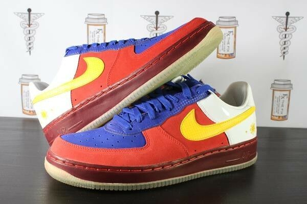 AUTHENTIC NIKE NAIKE AIR FORCE 1 LO INSIDEOUT PRIORITY RARE PACQUIO FILIPINO NEW