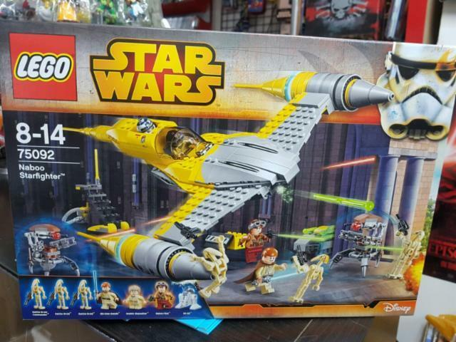 Estrella guerras LEGO  75092  marchi di moda