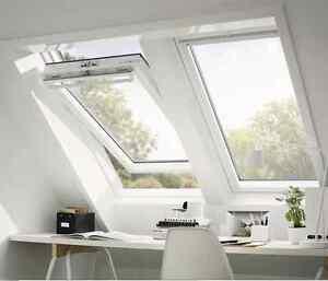 Schwingfenster detail  VELUX Kunststoff Dachfenster GGU 0070 Schwingfenster Thermo + ...