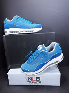 d5a03d1a2ba Nike Jordan Cmft Air Max 10 Blue/White 442087-404 Men Sz 7 #MANDY | eBay