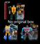 miniature 2 - Hasbro Transformers TITANS RETURN G1 IDW Windcharger Gnaw Action Figure No Box