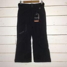 Medium Husky//Black Obermeyer Keystone Husky Teen Boys Ski Pants