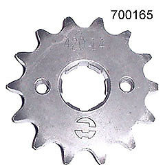 50cc ATVs Others Front Sprocket #420 19th Fits Eton TXL RXL NXL AXL