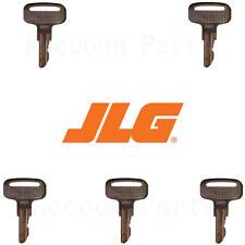 5 Jlg Ignition Keys 2860030 9901 Scissor Lifts And Boom Lifts Amp Manlifts