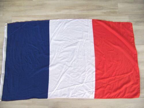 DRA006   DRAPEAU FRANCE  FRANCAIS   90X150 CM   NEUF AVEC  OEILLET  DE  FIXATION