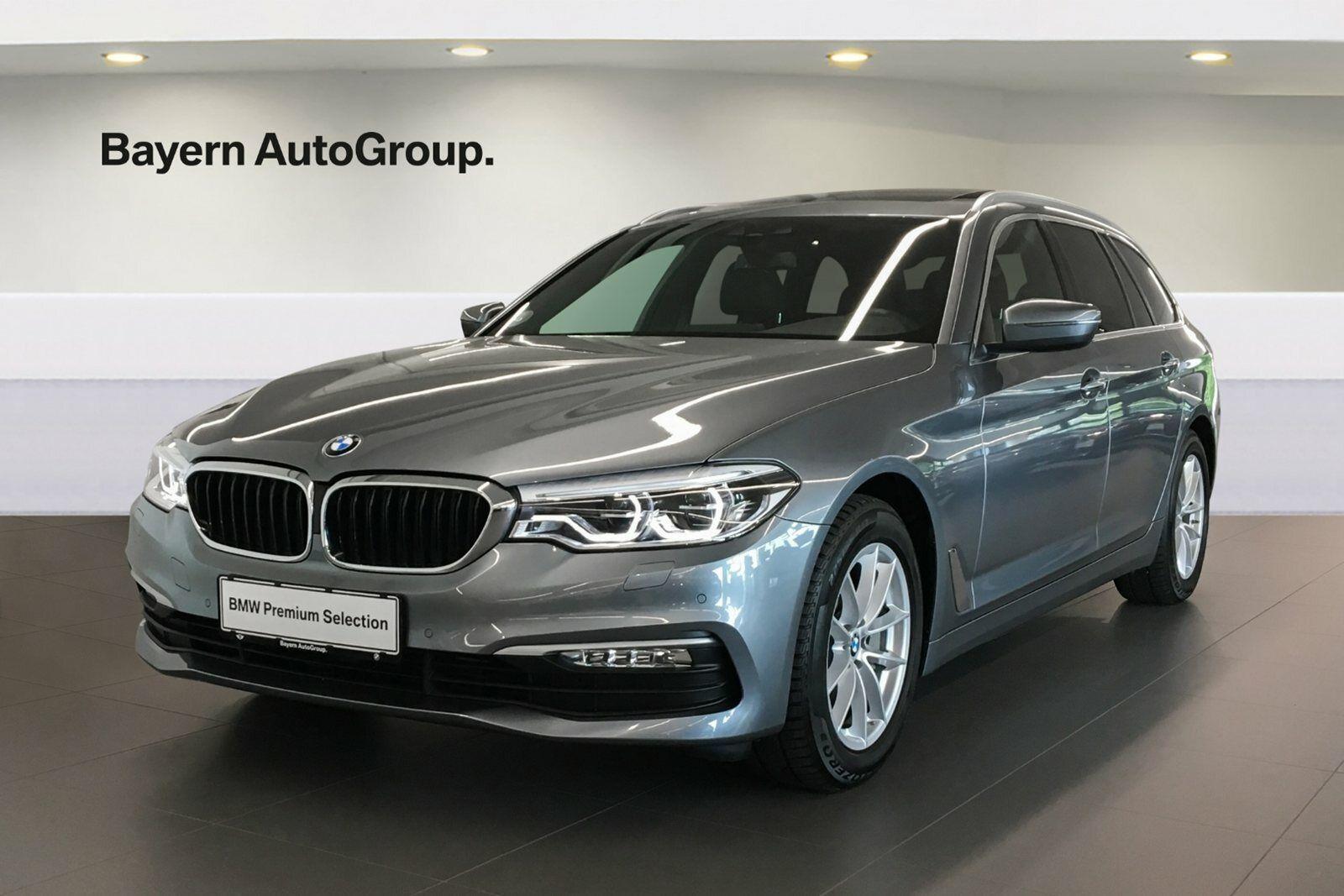 BMW 530d 3,0 Touring aut. 5d - 749.900 kr.