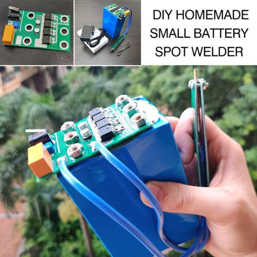18650 Battery Box Assembly Welding Diy Homemade Small Battery Spot Welder B
