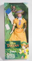 Rare Disney Tarzan Jane Fashion Doll Accessories Monkey Mattel 1999