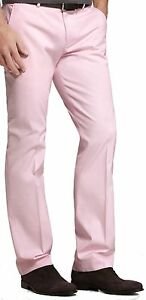 New EXPRESS Men's Slim Fit Pink Colored Photographer Dress ...