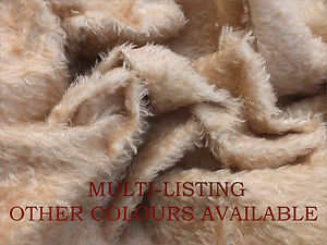 Mohair-Fur-Fabric-Jerry-Plain-18mm-Mohair-Mohair-bears-OOAK-Artist-Bears