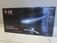 """LG 34UC98 Class 21:9 UltraWide WQHD IPS Curved FreeSync LED 34"""" Monitor"""