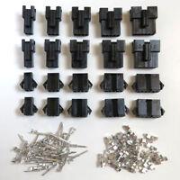 2 paires Males / Femelles de connecteurs JST-SM 2 3 4 5 6 7 8 Pins à sertir