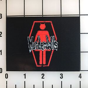 Murderdolls-Large-4-034-Multi-Color-Vinyl-Decal-Sticker-Bogo