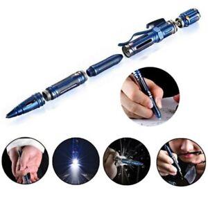 EDC Titanium Ti Pen Tactical Survival Self Defense tool P-76