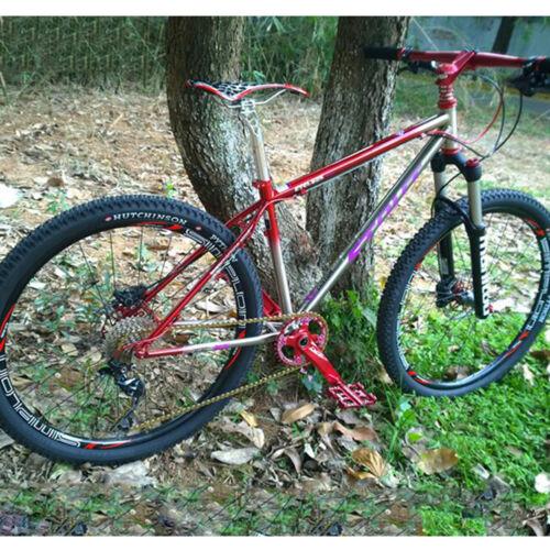 Bicycle Crankset IXF170mm BCD 104mm MTB Road Bike Crank Arms Bottom Bracket