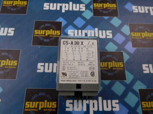RELECO C5A30X012A RELE  C5-A30  X//012 VCA