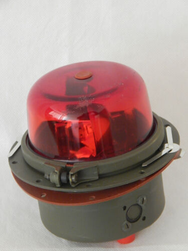 Aircraft Anti Collision Light As Used On Lynx Helicopter [2R1B]