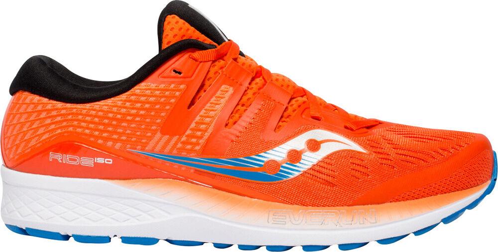Saucony Ride Iso Homme Chaussures De Course-orange
