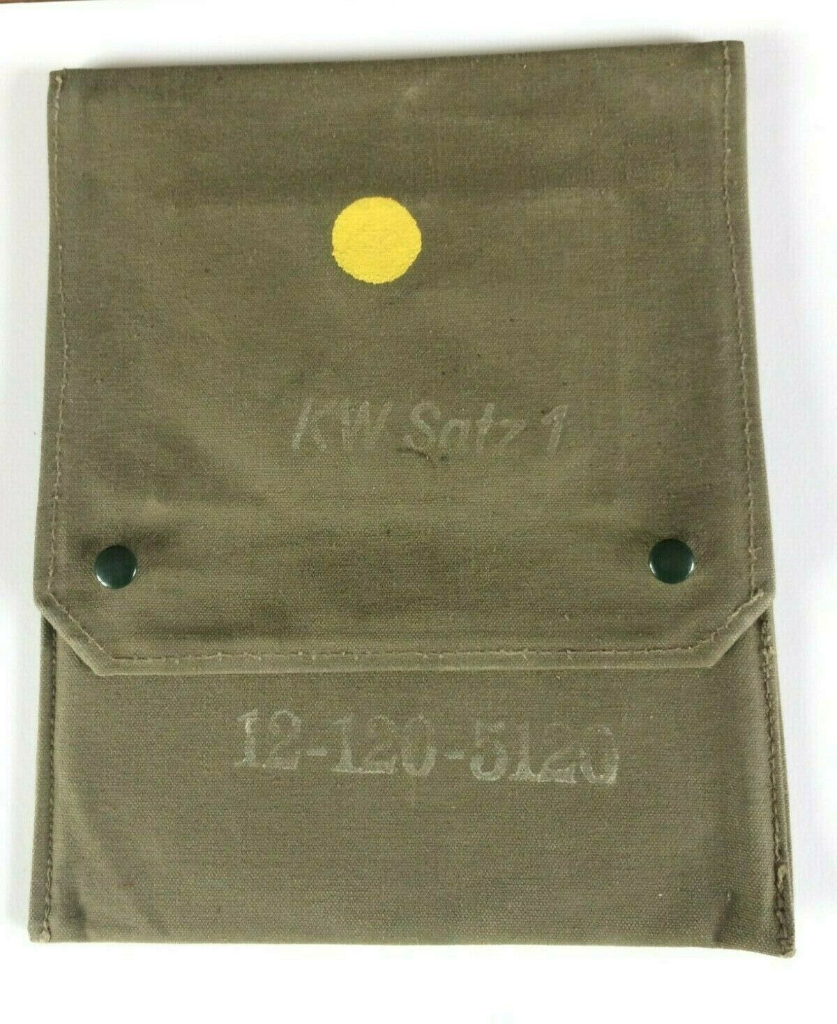 Bild 1 - Kartenwinkelmessersatz ( KW Satz 1) Wichmann der Bundeswehr
