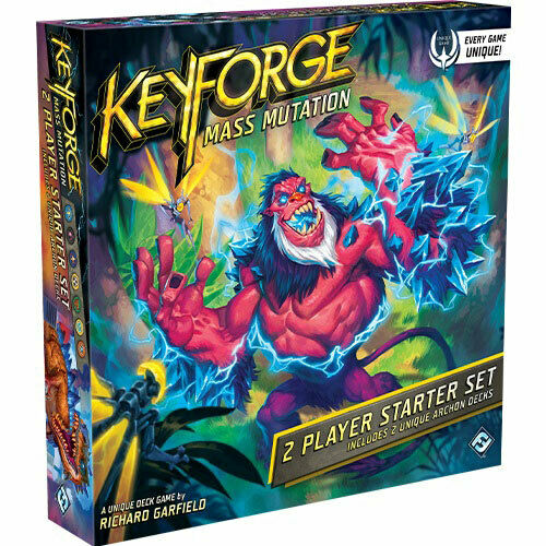 Mass Mutation Starter Set KeyForge