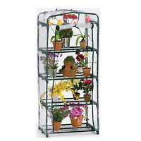 Plant Tower Growing Rack / Mini-greenhouse - Seedling Trays, Indoor Gardening...