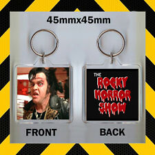 THE-ROCKY-HORROR-PICTURE SHOW -EDDIE, PLAYED BY MEATLOAF- KEYRING -KEY CHAIN -45