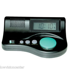 Talking Loud Clock with EZ Talk Button - Spanish , Low Vision, Blind User