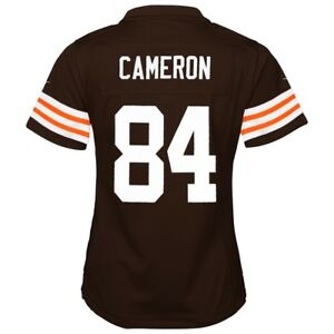 Details about Jordan Cameron Cleveland Browns Nike Home Brown Jersey Girls Youth (S-XL)