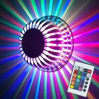Led-lampe Farbwechsel Deckenlampe Deckenleuchte+ Fernbedienung Mit 24 Tasten Dhl