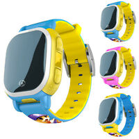 Tencent Qqwatch Kids Gps Wrist Watch Phone Wifi Gps Tracking/sos Emergency Call