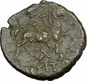 Odessos-in-Thrace-200BC-Ancient-Greek-Coin-Great-God-Heros-riding-Horse-i51684