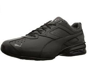 NEW-PUMA-Men-039-s-Tazon-6-Fracture-FM-Cross-Trainer-Shoe-11-5-Black-1E-2738