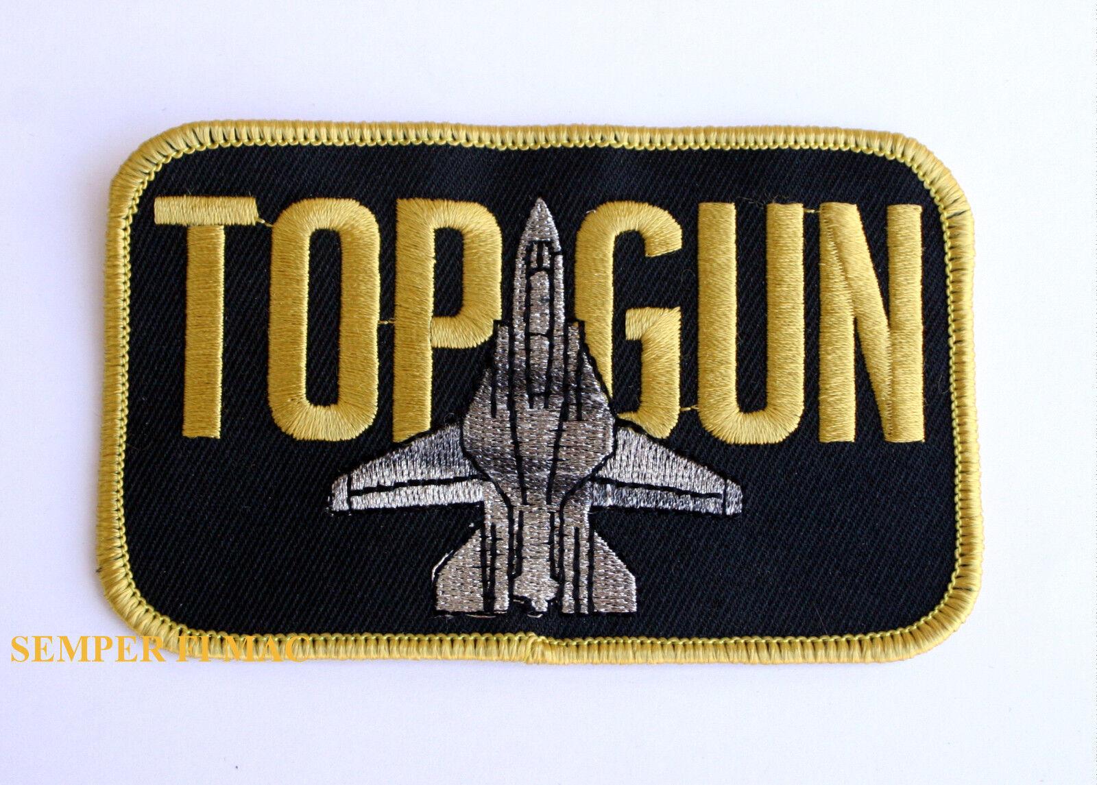 Top Gun  Tomcat F-14 Patch 3 1//2 inch wide