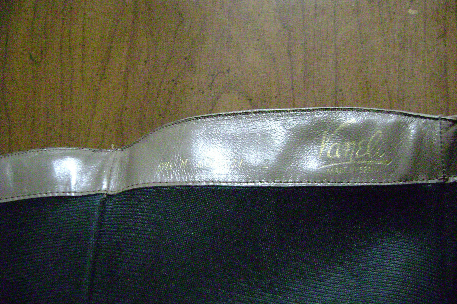 VANELI TAUPE CALF SKIN LEATHER KNEE HIGH HIGH HIGH BOOTS, NEW IN BOX, SIZE 5 1 2 M 45156e