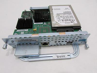 Cisco 1000Base-T Network Analysis Module NME-NAM-80S